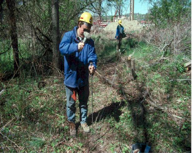 Soil Gas Probes Soil Gas Probe